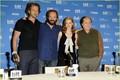 Gerard Butler: 'Coriolanus' Press Conference! - gerard-butler photo