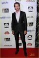 Gerard Butler: Creative Coalition Awards with Michelle Monaghan! - gerard-butler photo