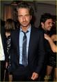 Gerard Butler & Jessica Chastain: 'Killer Joe' Party! - gerard-butler photo
