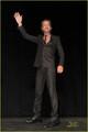 Gerard Butler & Jessica Chastain Premiere 'Coriolanus' - gerard-butler photo