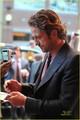 Gerard Butler & Jessica Chastain Premiere 'Coriolanus'