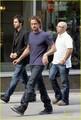 Gerard Butler: 'Machine Gun Preacher' Receives Standing Ovation at TIFF! - gerard-butler photo