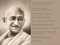 Ghandi - peace-and-love-revolution-club wallpaper