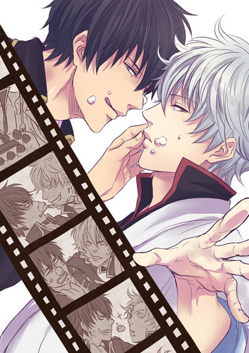 Gintoki and Hijikata