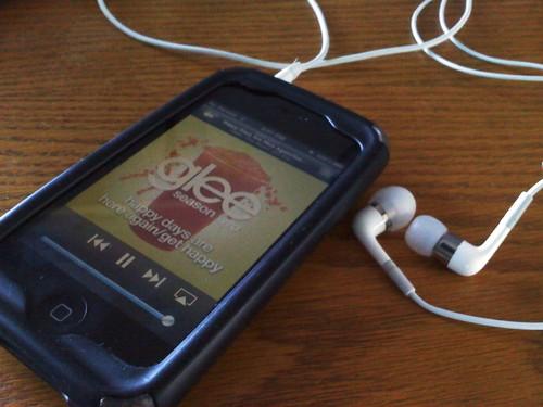 Glee iPod