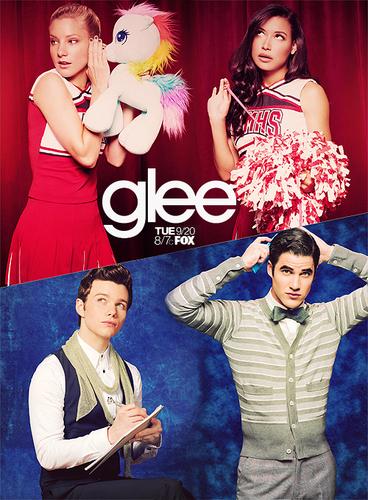 Glee wallpaper called Glee {season 3}