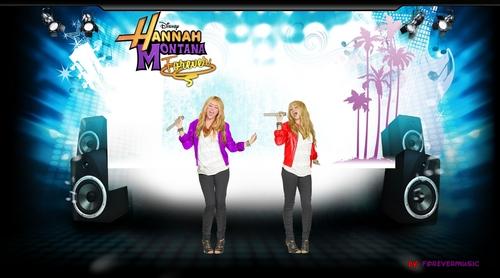 Hannah Montana Forever por FM