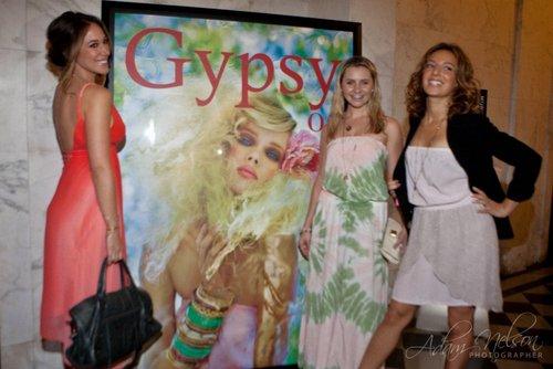 Haylie - Gypsy 05 Fall 2011 piste montrer - April 2011
