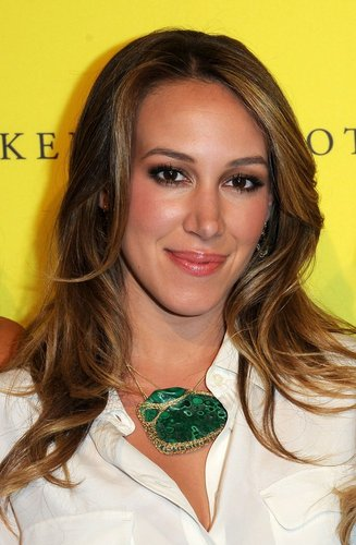 Haylie - Kendra Scott Jewelry Of Beverly Hills Grand Opening Benefiting - August 10, 2011