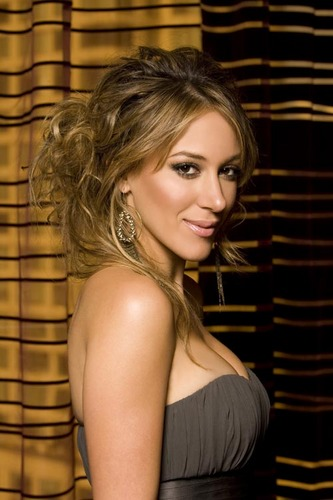 Haylie Duff fondo de pantalla probably with a portrait entitled Haylie foto