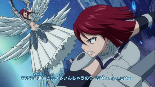 Hehehe it&#39;s from me Misa-kun ;) - fairytail Photo
