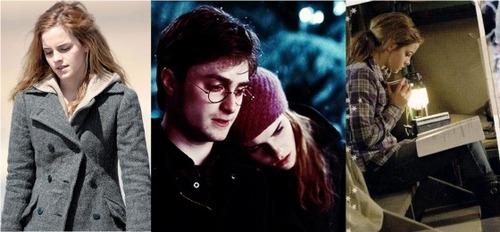 Hermione clothes