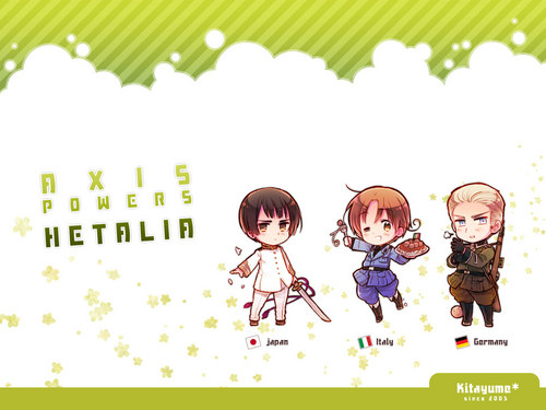 Hetalia - my-hetalia-family-rp Wallpaper