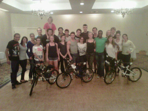 High performance camp 2011