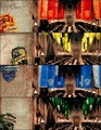 Hogwarts Houses - hogwarts-house-rivalry photo