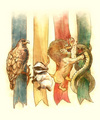 Hogwarts animals - hogwarts-house-rivalry photo