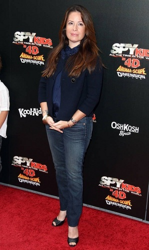 acebo Marie - Spy Kids All The Time In The World 4D Premiere - 07.31.11