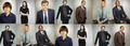 House Season 8 Cast Promotional foto-foto LQ