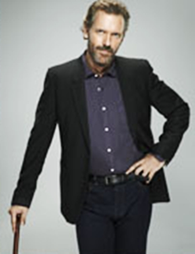 Hugh Laurie-House season 8