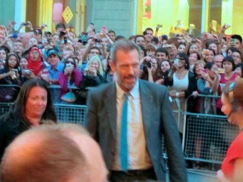 Hugh Laurie 'The Oranges' 36th Toronto Film Festival Premiere 09.09.2011