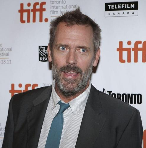 Hugh Laurie 'The Oranges' 36th Toronto Film Festival Premiere 09.09.2011