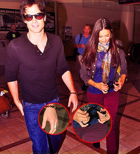 Ian/Nina rings