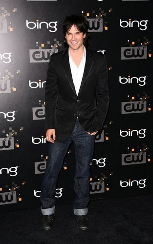 Ian at CW Premiere Party 2011!