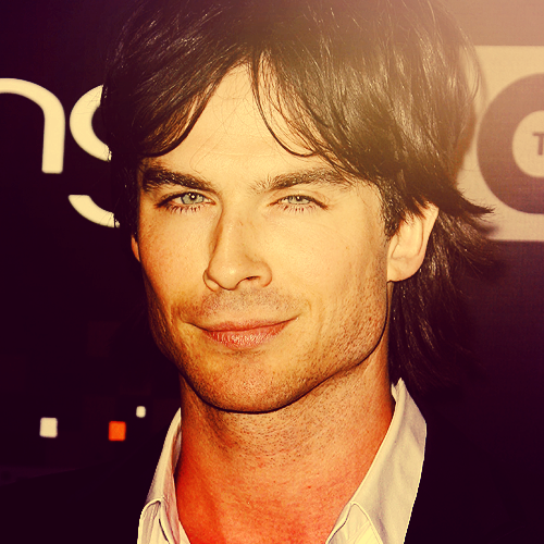 Ian @ cw party