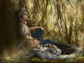 In the forbidden Forest - harry-and-draco fan art