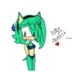 Its a shame...im in a bikini - blade-the-hedgehog photo