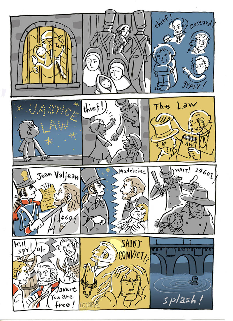 Javert- short story