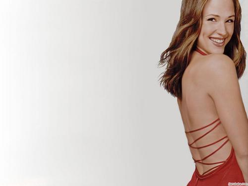 jennifer garner wallpaper possibly with attractiveness, a chemise, and skin entitled Jennifer Garner