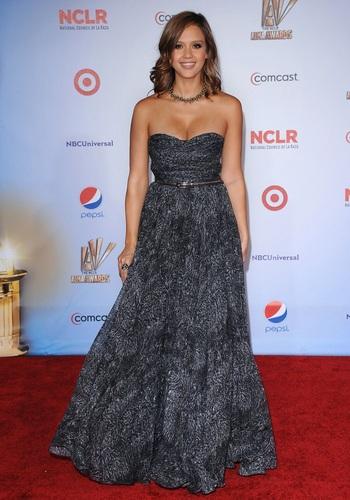 Jessica - 2011 NCLR ALMA Awards - September 10, 2011