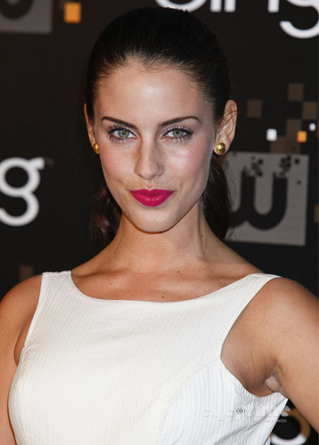 Jessica Lowndes: The CW Premiere Party in Burbank, Sep 10