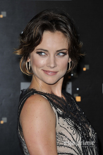 Jessica Stroup: The CW Premiere Party in Burbank, Sep 10