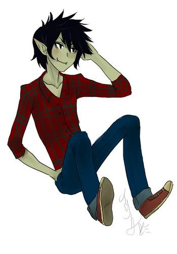 Just Marshall Lee