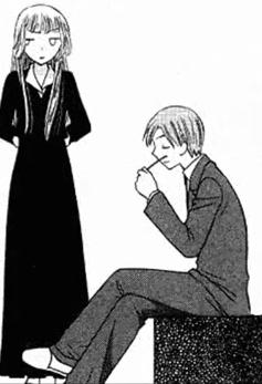 Katsuya and Kyoko