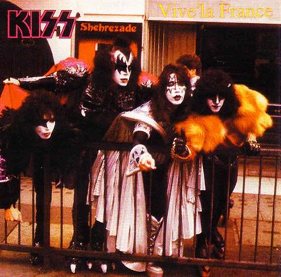 KISS wallpaper entitled Kiss 1980