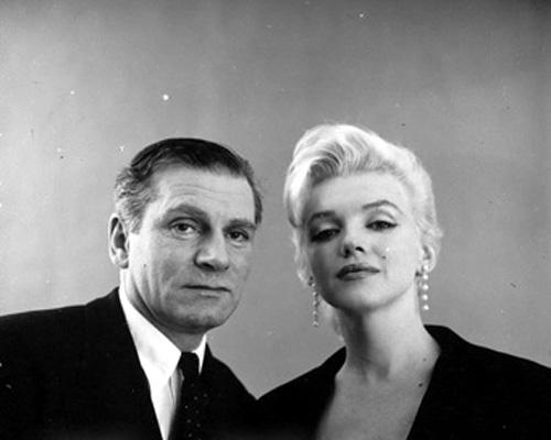 Laurence Olivier&MM