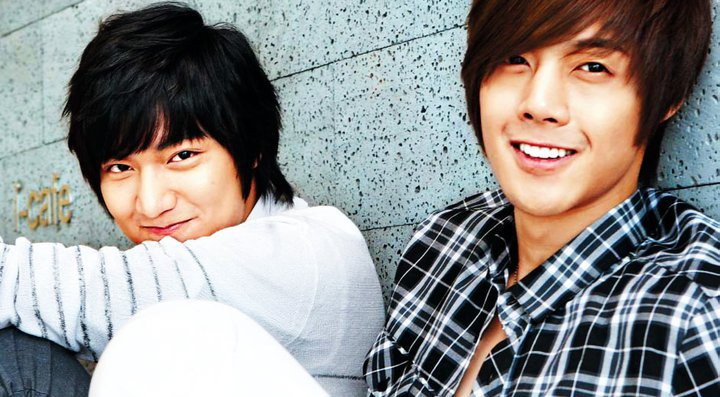 Lee Min Ho images Lee Min Ho and Kim Hyun Joong wallpaper ...