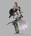 Lightning - final-fantasy-xiii-2 photo
