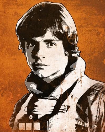 Luke fanart