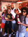 MB Hanging out having a Little Ice Cream!! Yumm :d - mindless-behavior photo