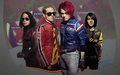 MCR Killjoys - my-chemical-romance wallpaper