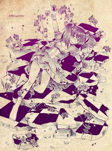 Madoka fan art