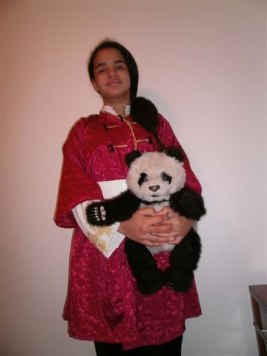 Mah china cosplay :3