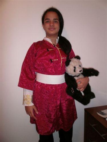 Mah china cosplay :3