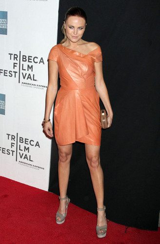 "Malin Akerman "" Bang Bang Club"" Tribecca Film Festival 2011"