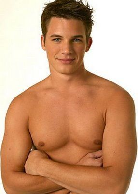 Matt Lanter is sexy