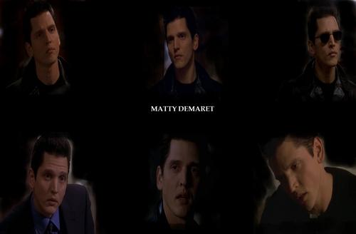 Matty Demaret
